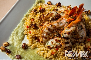Shrimp With Couscous 2