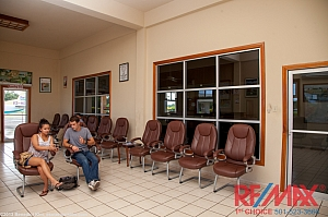 Maya Island Waiting Area