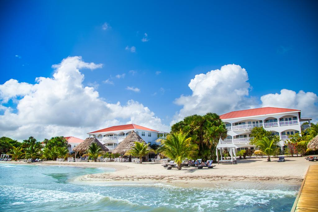 C6415 Beachfront Condo At Belize Ocean Club Re Max 1st Choice