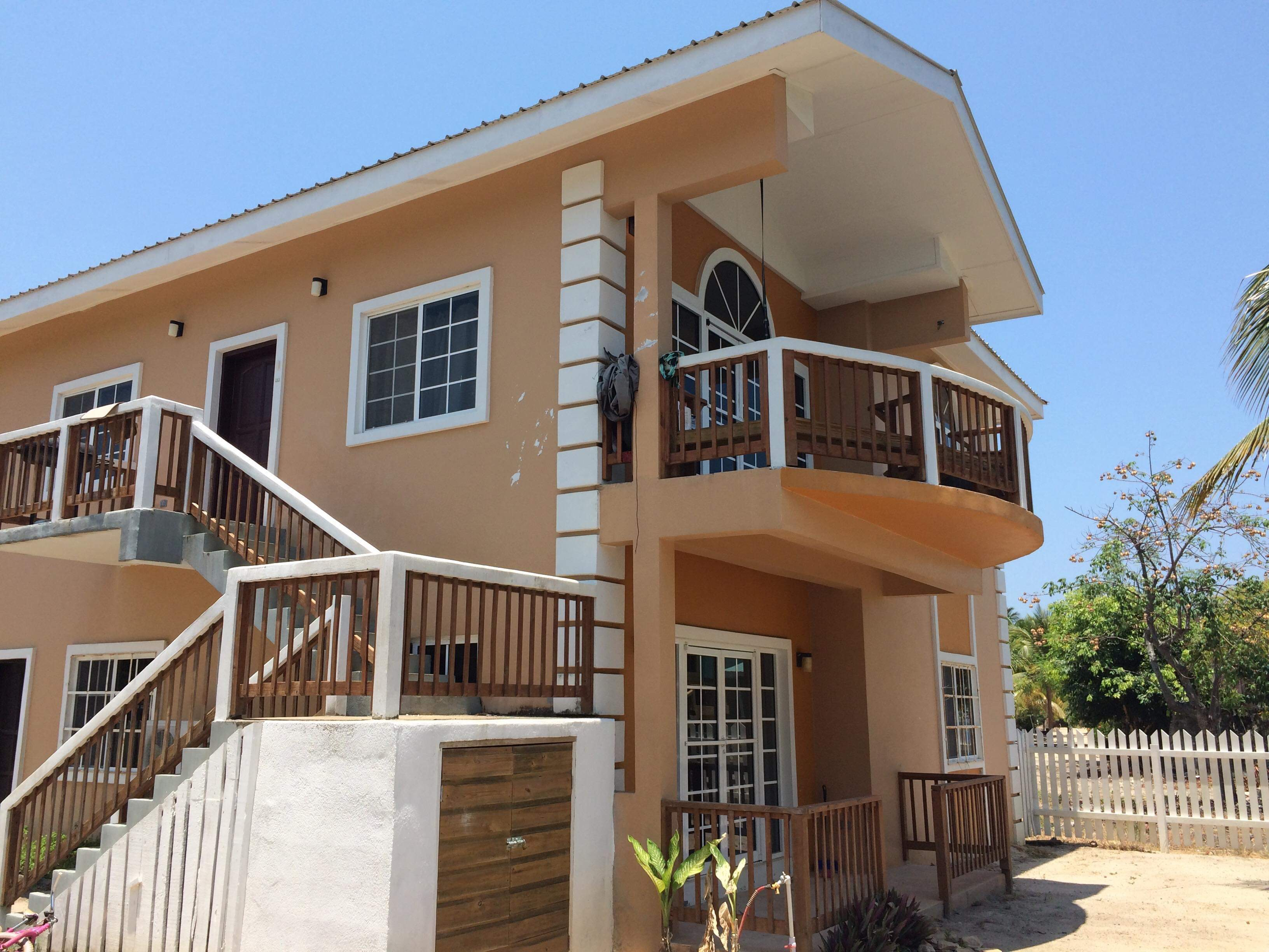 RE/MAX real estate, Belize, Placencia, Triplex in Placencia Village