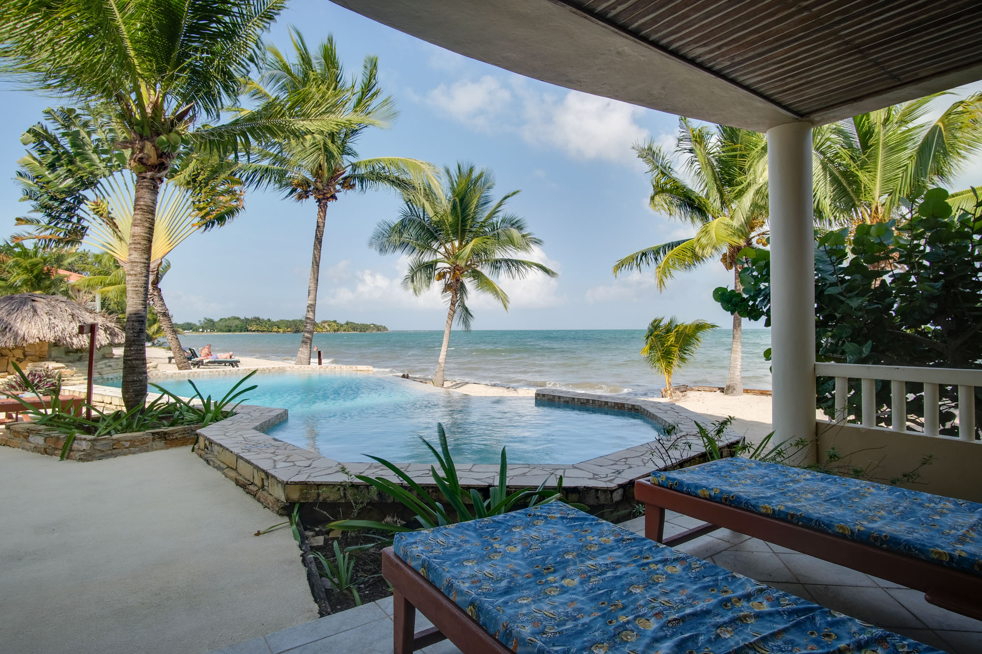 RE/MAX real estate, Belize, Placencia, Beachfront Condo - Care Free Living at its Finest