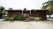 The Maine Stay Cabana on the Caribbean Sea