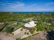 Price Reduction - Bamboo Home with Lagoon View in Maya Beach