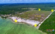 17 ACRES SEA FRONT - Investors' Opportuntiy - Suited for Mix-Use Tourism, Condo or Hotel Site, Corozal