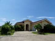 Beautiful 3 Bedroom/2 Bath Waterfront Custom Home in the Placencia Residences