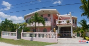 Upscale Sea View Property with Two Canal Front Lots, Bayshore Drive, Corozal Town