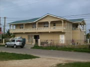 Commercial/Residential Building in Belize City