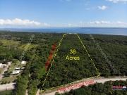 38 Acres - Sea Front Tourism Development Site, Consejo Road, Corozal District