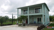 Lake View Villa with Canal Front on Gated Estate, Corozal District, Belize