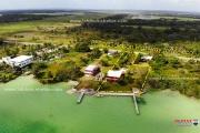 Manatee Shallows Retreat, Four Mile Lagoon, Corozal