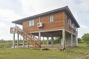 2 Bedroom Home with Canal Access