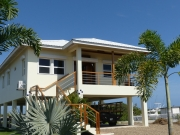 Vista Cove 2/2 Bath Waterfront Home with Mayan Mountain Views