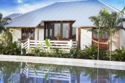 Mahogany Bay And Coastal Living Queen Cottage