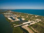 Marina \ Lagoon with Acreage