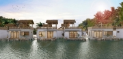 Over-the-Water Tiny Homes