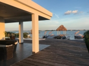A modern home ideally located at the doors of the fly-fishing spots 15 minutes from San Pedro Town