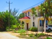 Concrete home in Maya Beach