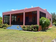 Water Front Home - Casita Vista Hermosa in Northern Corozal