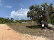 Beach View Lot and House only a stones throw away from Wild Orchid