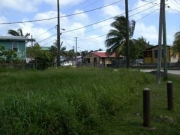 Residential Lot in Belize City