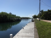 Village Lot Steps to Beach ! With 75 Ft of Docking !