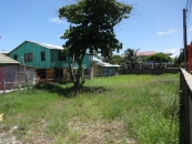 LOCATION ! Large Commercial lot in Placencia Village