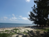 Lowest priced Large Beach lot. Great location !