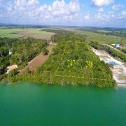 Two 2.20 Acres Waterfront Lots, Four Mile Lagoon, Corozal District, Belize