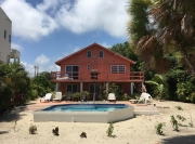 Affordable Beachfront Home with Pool