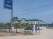 Gas Station on Southern Highway at Santa Cruz