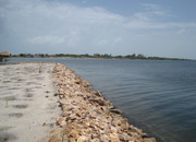 6 Lagoon Front Lots with Seawall